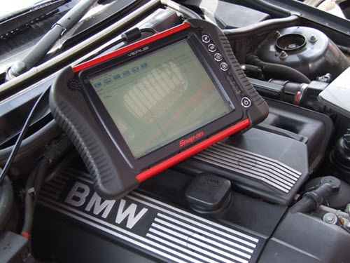 Car Engine Diagnostics in Manchester